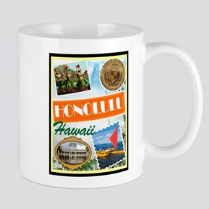 hawaii Mugs